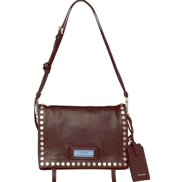 8748b8134dfc 24 HR SALE! NWT Prada Crossbody or Shoulder Bag
